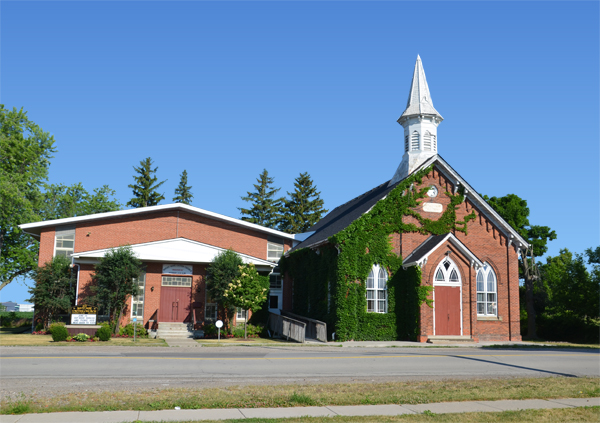 Mount Hope Community Church is on the up and up!